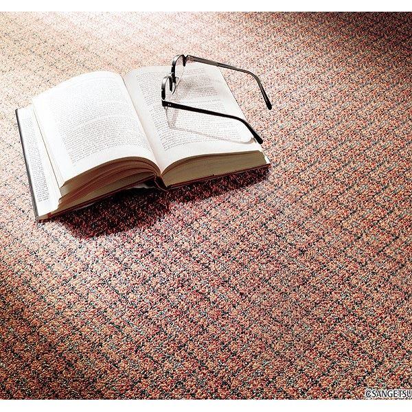 【送料無料】サンゲツカーペット サンアメーズ 色番AS-1 サイズ 220cm 円形 〔日本製〕【代引不可】