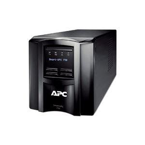 APC UPS 無停電電源装置 Smart-UPS 750 LCD 100V タワー型 750VA/500W SMT750J 1台【代引不可】【北海道・沖縄・離島配送不可】