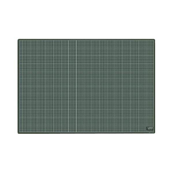 カッティングマット CM-9011 再生PVC 900×620×3mm 黒/黒【代引不可】【北海道・沖縄・離島配送不可】