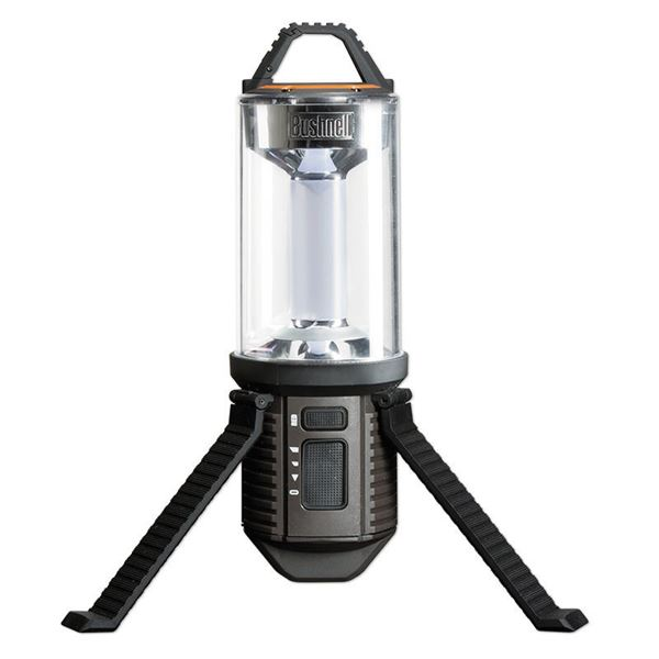 LEDランタン(懐中電灯) 電池式 吊り下げ可/カラビナ機能 ブッシュネル 〔日本正規品〕 ランタン ルビコン200LA【代引不可】