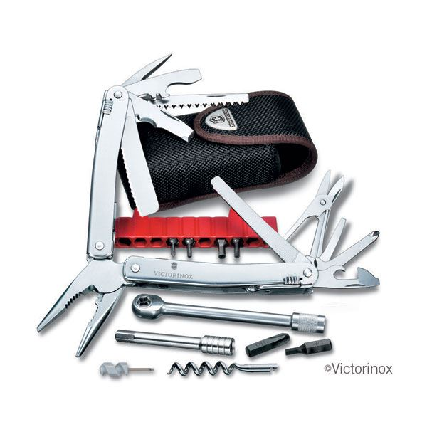 【送料無料】ビクトリノックス (Victorinox) VTNX スイスツールスピリットプラス #3.0239.N【代引不可】