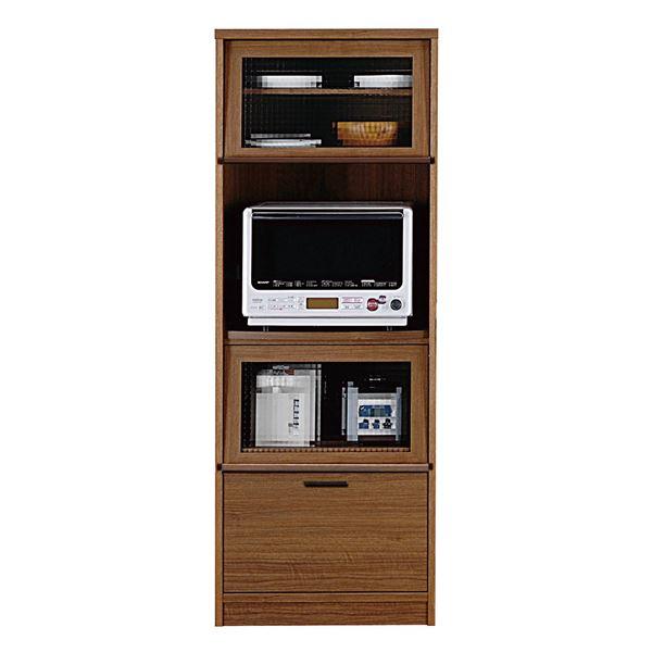 【送料無料】ユーアイ NEO CULM(クルム) 食器棚70 K-700HOP BR【代引不可】