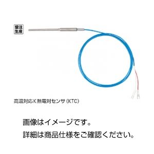 【送料無料】(まとめ)高温対応K熱電対センサーKTC1.6×300-K〔×5セット〕【代引不可】