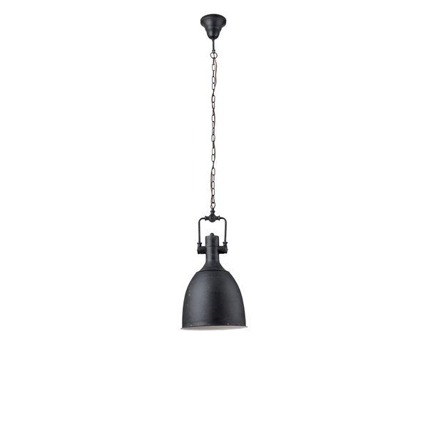 【送料無料】ペンダントライト(照明器具/ダイニング/玄関/リビング照明) ブラック LHT-718BK【代引不可】