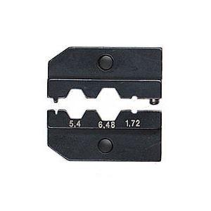 【送料無料】KNIPEX(クニペックス)9749-40 圧着ダイス (9743-200用)【代引不可】