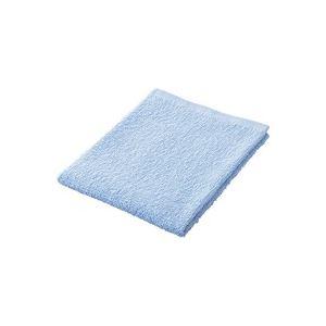【送料無料】(業務用50セット) ジョインテックス おしぼりタオル10枚入 ブルー N109J-BL ×50セット【代引不可】