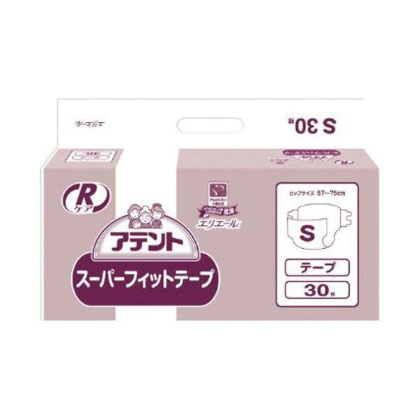 大王製紙 アテントRケアスーパーフィットテープS 3P【代引不可】