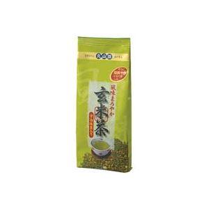 【送料無料】(業務用100セット) 丸山園 風味まろやか抹茶入玄米茶 150g ×100セット【代引不可】