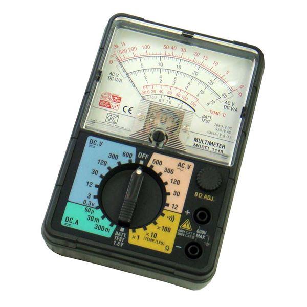共立電気計器 アナログマルチメータ 1110【代引不可】【北海道・沖縄・離島配送不可】