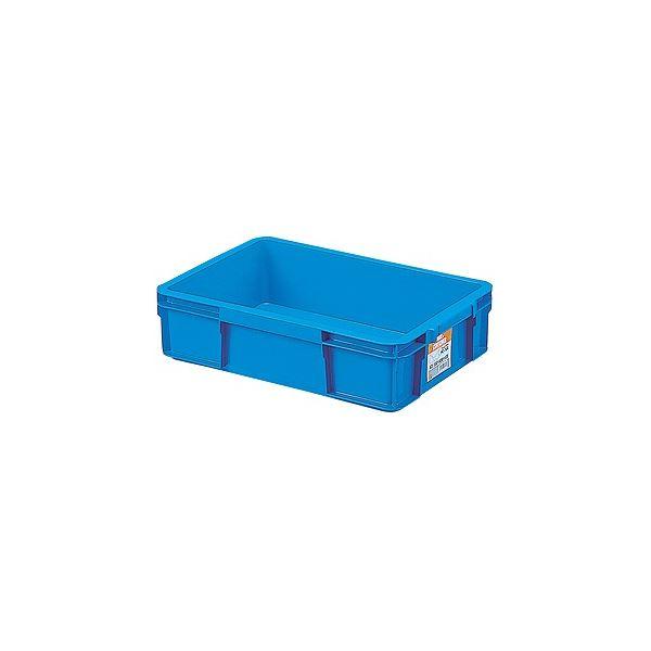 〔12セット〕 ホームコンテナー/コンテナボックス 〔HC-16A〕 ブルー 材質:PP 〔汎用 道具箱 DIY用品 工具箱〕【代引不可】【北海道・沖縄・離島配送不可】