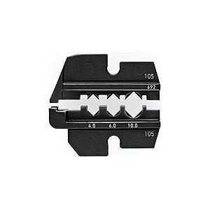 【送料無料】KNIPEX(クニペックス)9749-69-2 交換用ダイス(9743-200用)【代引不可】