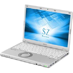 【送料無料】パナソニック Let's note SZ6 法人(Corei5-7300UvPro/4GB/HDD320GB/W10P64/12.1WUXGA/電池L) 【代引不可】