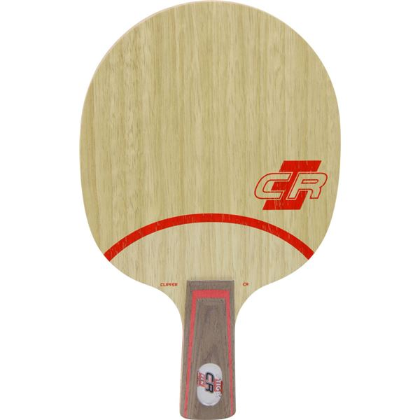 STIGA(スティガ) 中国式ラケット CLIPPER CR WRB PENHOLDER(クリッパー CR WRB ペンホルダー) 【代引不可】【北海道・沖縄・離島配送不可】