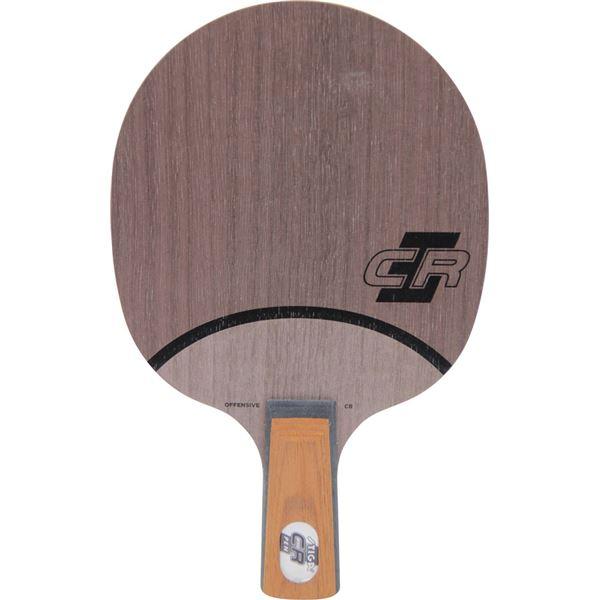 STIGA(スティガ) 中国式ラケット OFFENSIVE CR PENHOLDER(オフェンシブ CR ペンホルダー) 【代引不可】