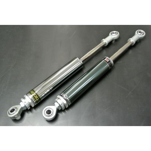 【送料無料】スカイライン クーペ HCR32 エンジン型式:RB20DET用 エンジントルクダンパー 標準カラー:クローム シルクロード 2AT-N01【代引不可】