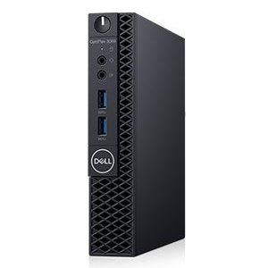 【送料無料】DELL OptiPlex 3060 Micro(Win10Pro64bit/4GB/Corei3-8100T/500GB/No-Drive/VGA/1年保守/H&B 2016)【代引不可】
