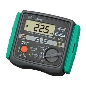 【送料無料】共立電気計器 漏電遮断器テスタ 5410【代引不可】