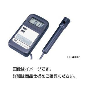 【送料無料】導電率計 CD-4302【代引不可】