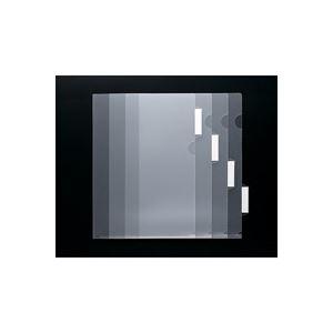 【送料無料】(業務用100セット) ジョインテックス クリアホルダー(4山付)A4乳白12枚 D613J【代引不可】