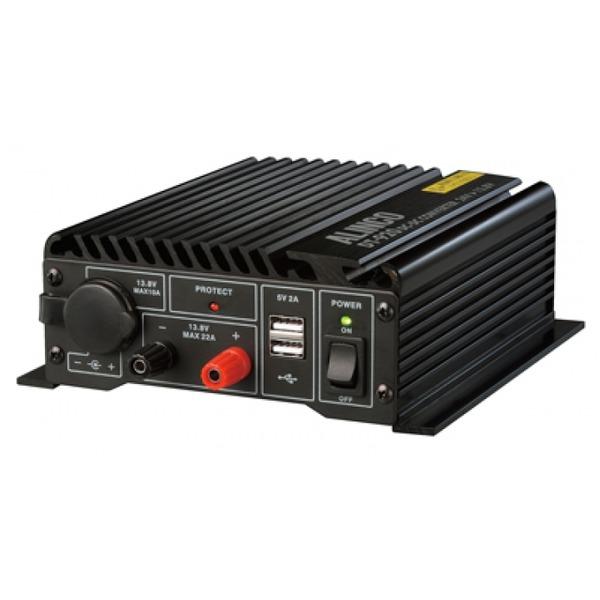 アルインコ DT-920 20A級スイッチング方式 DCDCコンバーター【代引不可】