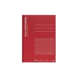 (業務用200セット) プラス ノートブック NO-204AS A4 A罫【代引不可】【北海道・沖縄・離島配送不可】