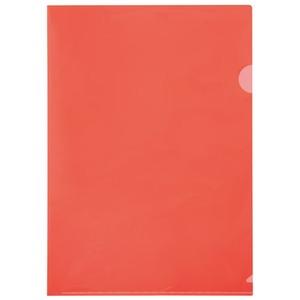 【送料無料】(業務用10セット) ジョインテックス カラーホルダー A4赤200枚 D611J-10RD【代引不可】