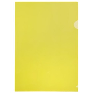 【送料無料】(業務用10セット) ジョインテックス カラーホルダー A4黄200枚 D611J-10YL【代引不可】
