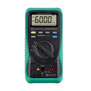 【送料無料】共立電気計器 デジタルマルチメータ 1012K【代引不可】