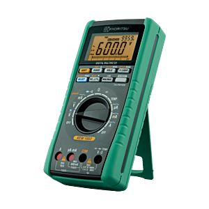 【送料無料】共立電気計器 デジタルマルチメータ 1052【代引不可】