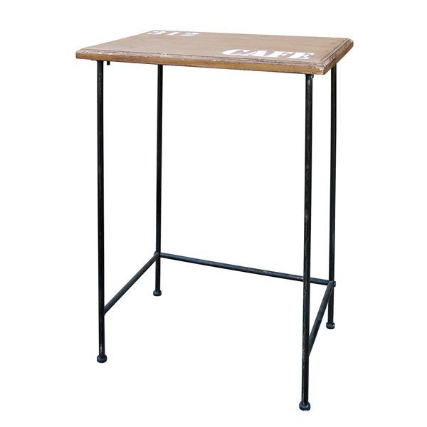 カルナック(CARNAC) アンティーク調 アンティーコサイドテーブル02 PJ012【代引不可】
