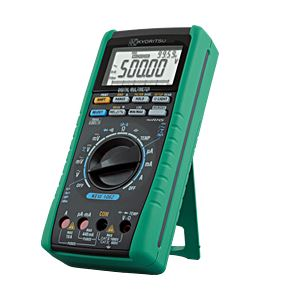 【送料無料】共立電気計器 デジタルマルチメータ(スタンダードモデル) 1061【代引不可】