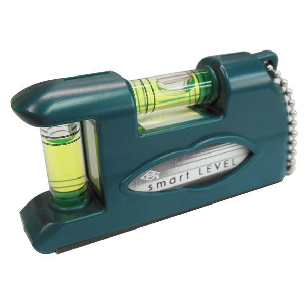 (業務用15個セット) KOD スマートレベル 水平器 〔ブルー〕 SL-85MA【代引不可】【北海道・沖縄・離島配送不可】