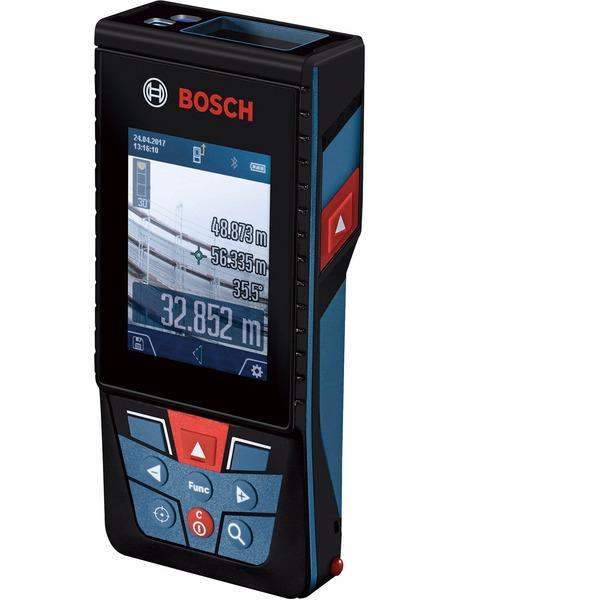 【送料無料】BOSCH ボッシュ GLM150C データ転送レーザー距離計【代引不可】