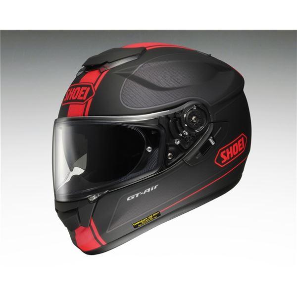 【送料無料】フルフェイスヘルメット GT-Air WANDERER TC-1 レッド/ブラック XL 〔バイク用品〕【代引不可】