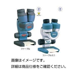 【送料無料】ニコン小型双眼実体顕微鏡ファーブル【代引不可】