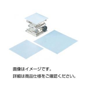(まとめ)ラボラトリージャッキ用すべり止めシート100mm〔×20セット〕【代引不可】