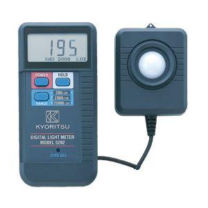 共立電気計器 デジタル照度計 5202【代引不可】【北海道・沖縄・離島配送不可】