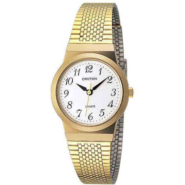 CROTON(クロトン)  腕時計 3針 日本製 RT-119L-3【代引不可】