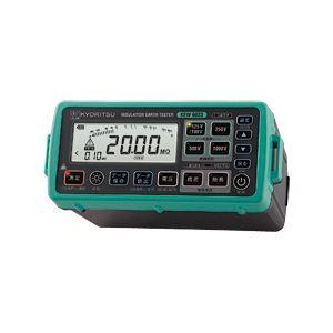 【送料無料】共立電気計器 デジタル絶縁・接地抵抗計 6023【代引不可】