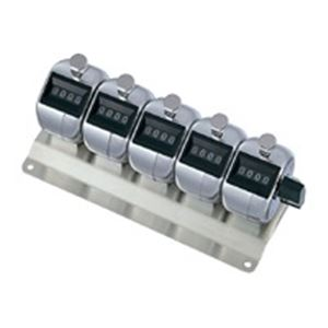 (業務用3セット) プラス 数取器 KT-500 5連用【代引不可】【北海道・沖縄・離島配送不可】