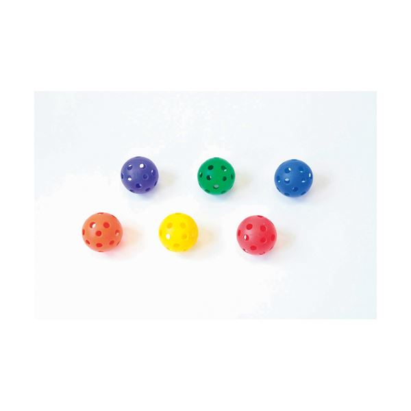 (業務用10セット) トーエイライト ソフトプラボール(6色入)B6083【代引不可】