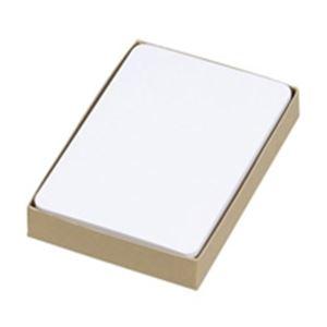 【送料無料】(業務用50セット) コトブキ プリンタ用挨拶状カード 7991 単 100枚【代引不可】