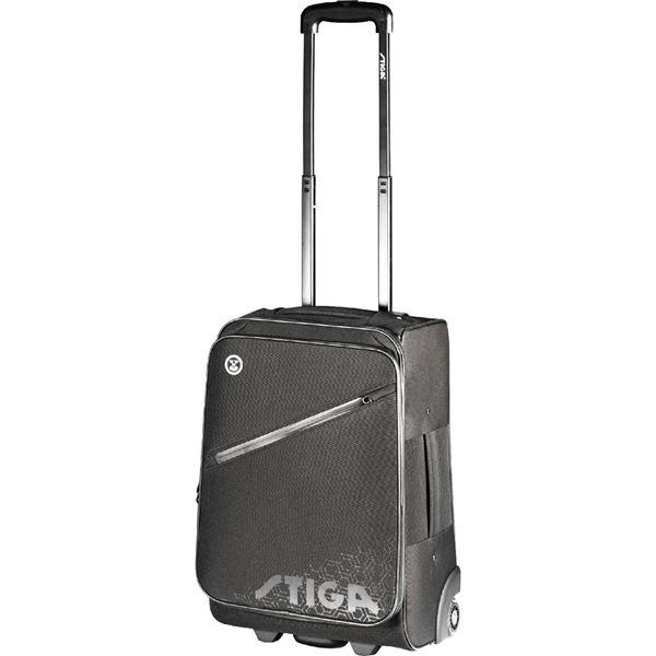 STIGA(スティガ) バッグ HEXAGON TROLLEY ヘキサゴントローリーバッグ 20′サイズ 【代引不可】