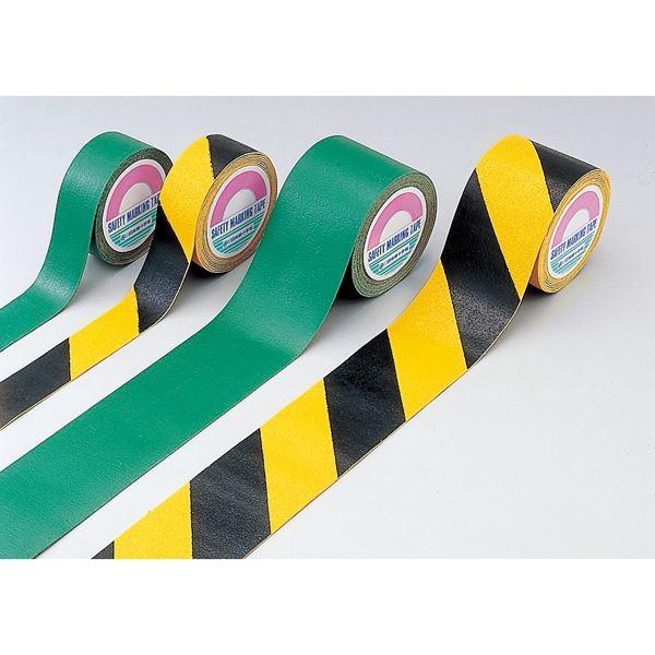 ラインテープ RTR-10 ■カラー:黄/黒 100mm幅【代引不可】【北海道・沖縄・離島配送不可】