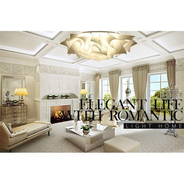 【送料無料】LED 天井照明 シーリング JKC156white ホワイト(白)〔電球付き〕【代引不可】