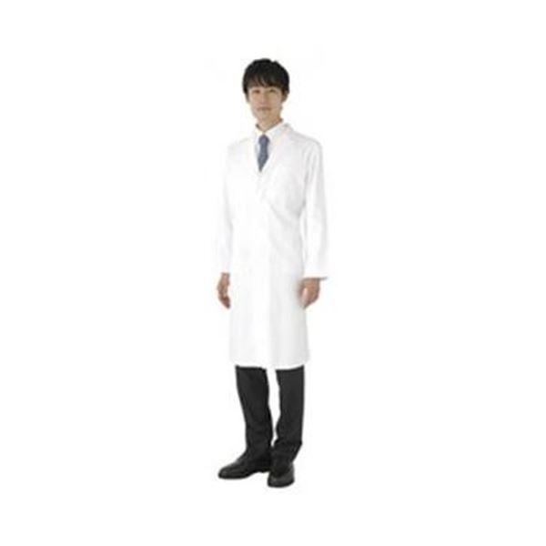 白衣 N-81 男性用 L【代引不可】【北海道・沖縄・離島配送不可】