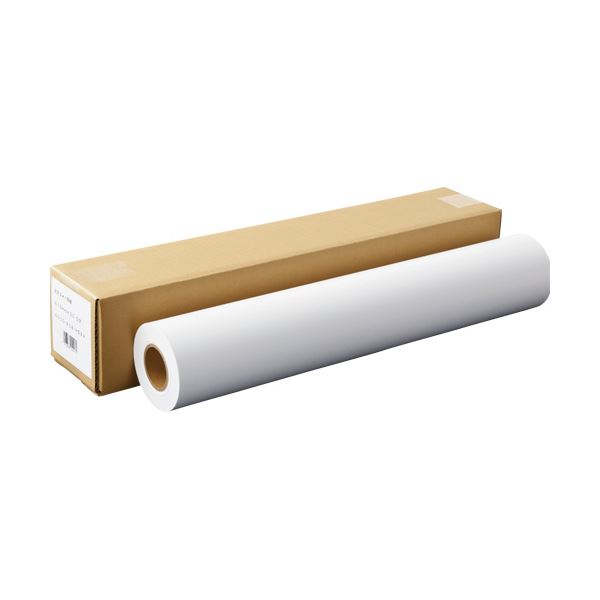 【送料無料】中川製作所 半光沢フォト用紙610mm×30.5m 0000-208-H62A 1本【代引不可】
