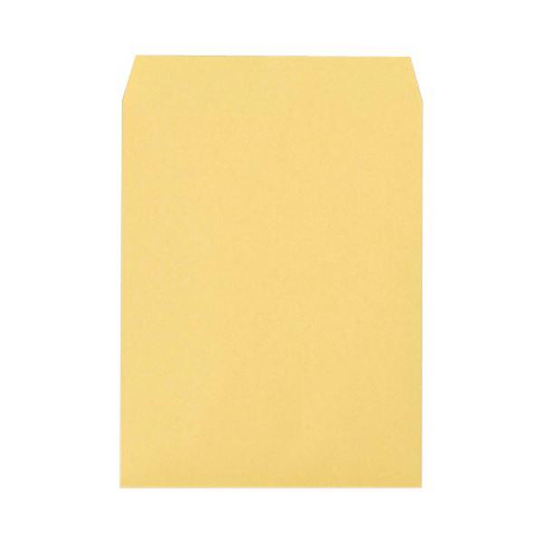 TANOSEE R40クラフト封筒 角3 85g/m2 業務用パック 1箱(500枚) 〔×10セット〕【代引不可】