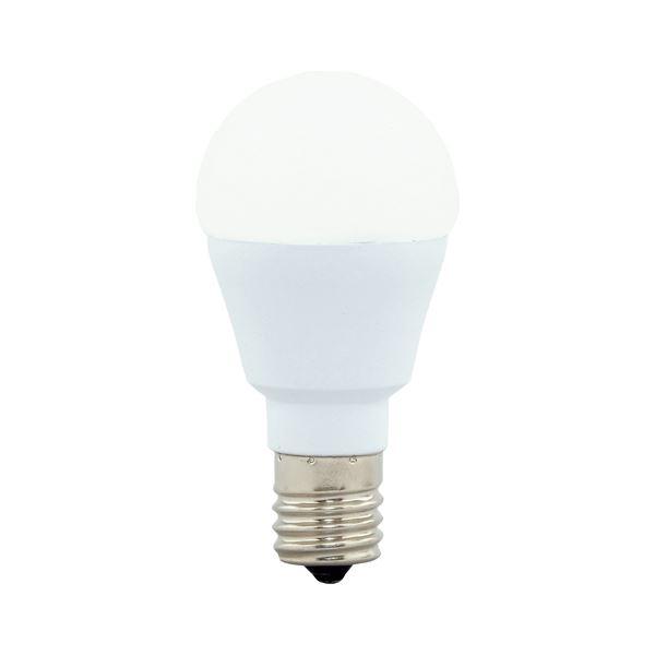 (まとめ)アイリスオーヤマ LED電球40W E17 広配光 電球色 4個セット〔×5セット〕【代引不可】【北海道・沖縄・離島配送不可】