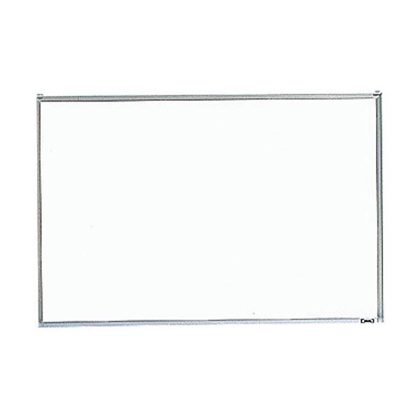 【送料無料】TRUSCO壁掛スチールホワイトボード(粉受付) 900×600mm GH-122 1枚【代引不可】